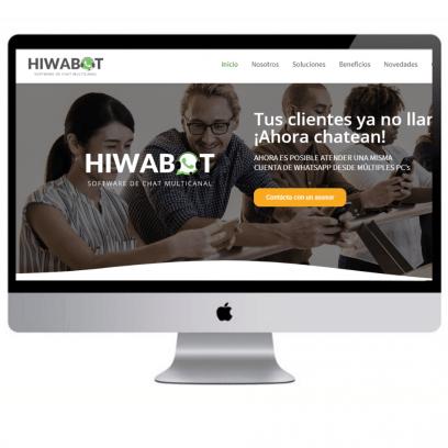 Proyecto Hiwabot