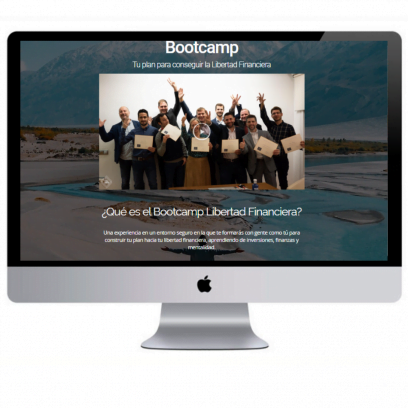 Proyecto Bootcamp Libertad Financiera